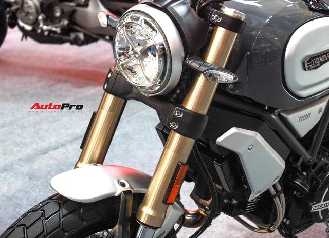 Ducati Scrambler 1100 ra mắt Việt Nam, giá từ 448 triệu đồng - Ảnh 17.