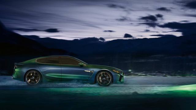 BMW 8-Series mui trần xuất hiện ngoài phố - Ảnh 5.