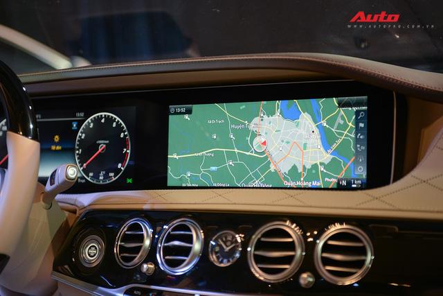 Bỏ thêm 560 triệu đồng, người dùng Mercedes-Benz S 450 L Luxury nhận được thêm gì so với bản tiêu chuẩn? - Ảnh 5.