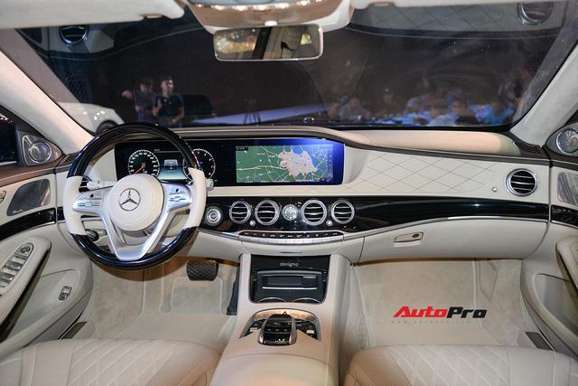 Mercedes-Benz Việt Nam chính thức ra mắt bộ ba S 450 mới với giá từ gần 4,2 tỷ đồng - Ảnh 4.