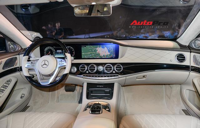 Bỏ thêm 560 triệu đồng, người dùng Mercedes-Benz S 450 L Luxury nhận được thêm gì so với bản tiêu chuẩn? - Ảnh 4.