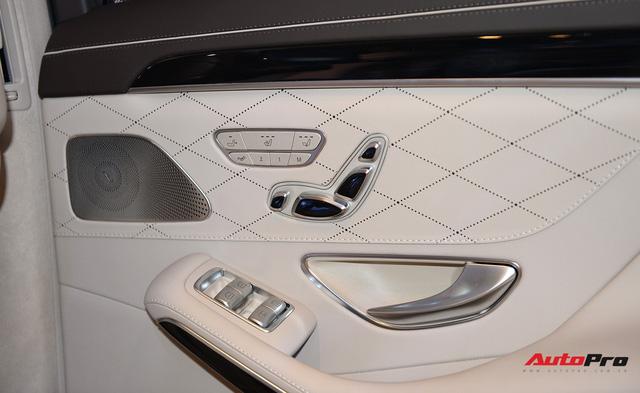 Mercedes-Benz Việt Nam chính thức ra mắt bộ ba S 450 mới với giá từ gần 4,2 tỷ đồng - Ảnh 8.