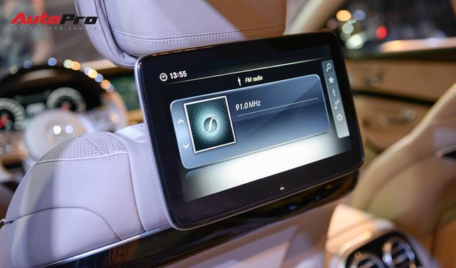 Bỏ thêm 560 triệu đồng, người dùng Mercedes-Benz S 450 L Luxury nhận được thêm gì so với bản tiêu chuẩn? - Ảnh 7.