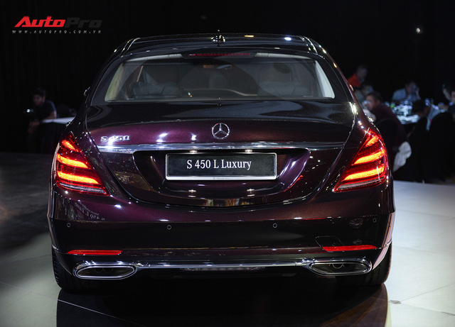 Bỏ thêm 560 triệu đồng, người dùng Mercedes-Benz S 450 L Luxury nhận được thêm gì so với bản tiêu chuẩn? - Ảnh 3.