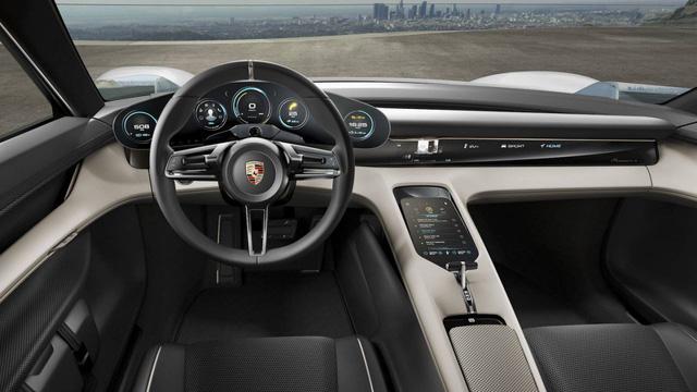 Những điều cần biết về Taycan - sedan hoàn toàn mới của Porsche - Ảnh 6.