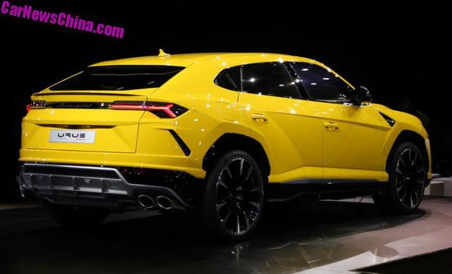 Hàng nhái của Lamborghini Urus bắt đầu lăn bánh trên phố - Ảnh 8.