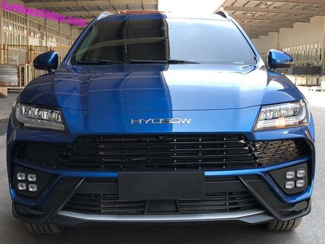 Hàng nhái của Lamborghini Urus bắt đầu lăn bánh trên phố - Ảnh 3.