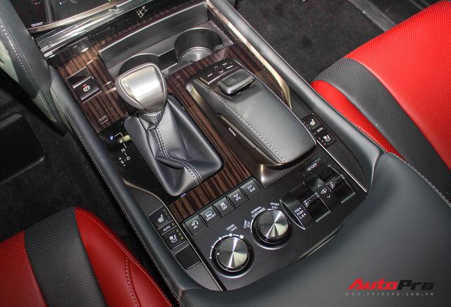 Lexus LX570 Super Sport 2018 trị giá gần 11 tỷ đồng của đại gia Thanh Hóa - Ảnh 8.