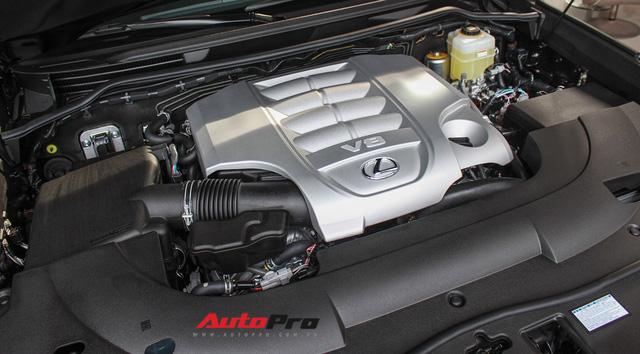 Lexus LX570 Super Sport 2018 trị giá gần 11 tỷ đồng của đại gia Thanh Hóa - Ảnh 11.