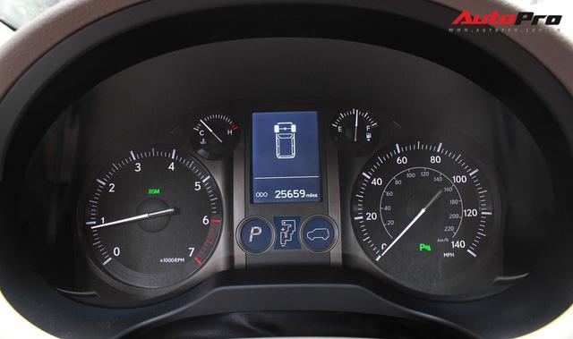 Lexus GX460 2015 lăn bánh 25.000km được chào bán lại giá 3,8 tỷ đồng - Ảnh 19.
