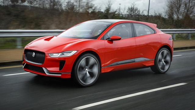 10 mẫu xe điện đáng chú ý trong năm 2018 - Ảnh 7.