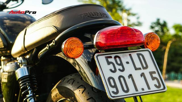 Đánh giá Triumph Bonneville T120: Khi tiền bạc quyết định tình yêu - Ảnh 13.