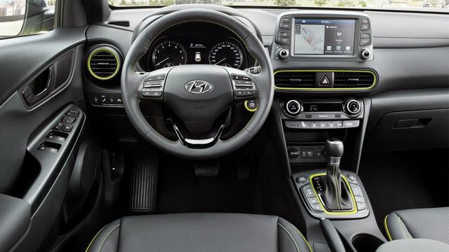Hyundai Kona bất ngờ lộ thông số chi tiết tại Việt Nam - Ảnh 3.