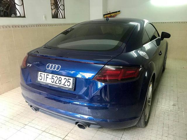 """Xe """"chơi"""" Audi TT 2016 hàng độ chính hãng với biển số gánh đi hơn 2 năm chịu lỗ nửa tỷ đồng - Ảnh 4."""