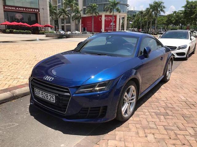 """Xe """"chơi"""" Audi TT 2016 hàng độ chính hãng với biển số gánh đi hơn 2 năm chịu lỗ nửa tỷ đồng - Ảnh 3."""