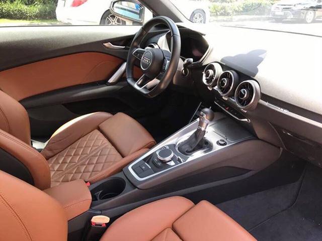 """Xe """"chơi"""" Audi TT 2016 hàng độ chính hãng với biển số gánh đi hơn 2 năm chịu lỗ nửa tỷ đồng - Ảnh 7."""