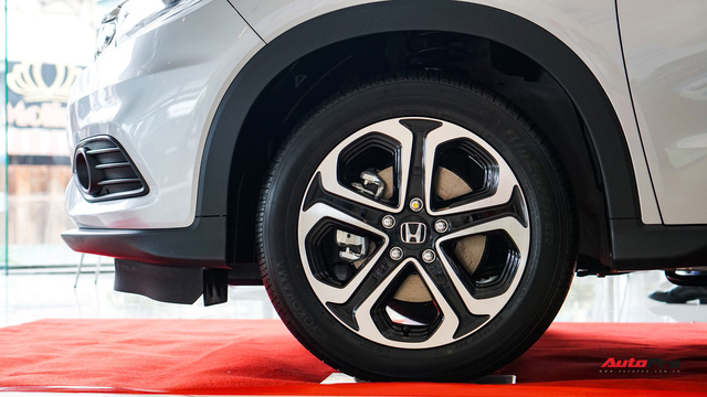 Trải nghiệm nhanh Honda HR-V vừa về đại lý, đấu Ford EcoSport bằng giá dưới 900 triệu đồng - Ảnh 8.