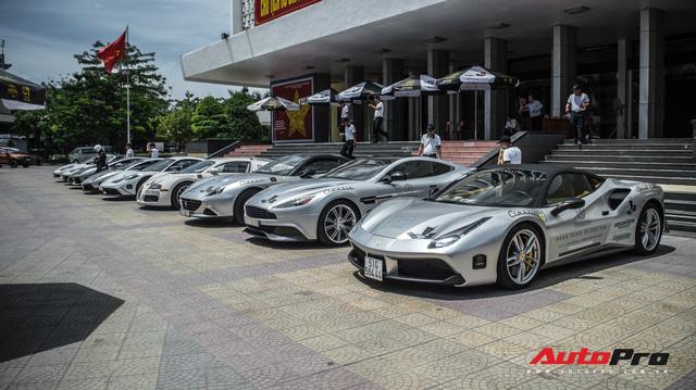 Hôm nay, đoàn xe Trung Nguyên xuyên Việt đặt chân tới thủ đô Hà Nội