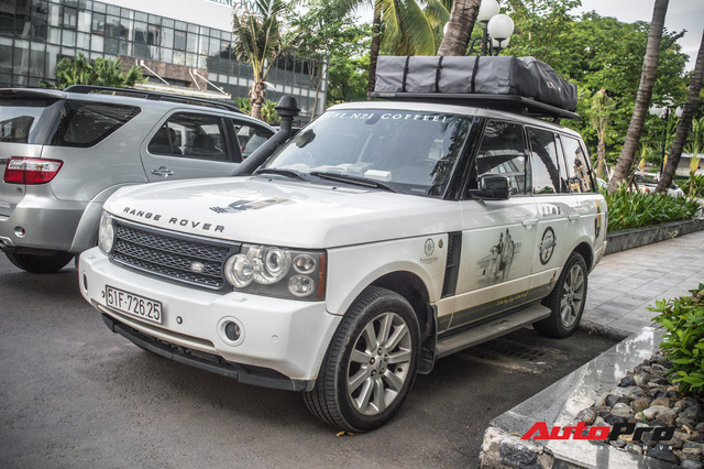 Đoàn siêu xe Trung Nguyên đã có mặt tại Hà Nội sau chặng đường cả trăm km xuất phát từ Ninh Bình chiều nay - Ảnh 17.