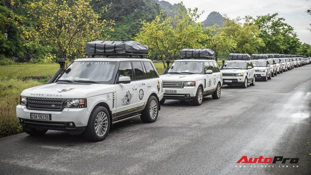 Đoàn siêu xe Trung Nguyên đã có mặt tại Hà Nội sau chặng đường cả trăm km xuất phát từ Ninh Bình chiều nay - Ảnh 3.