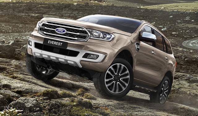 Ford Everest 2018 ra mắt Thái Lan, chờ ngày bán tại Việt Nam - ảnh 2