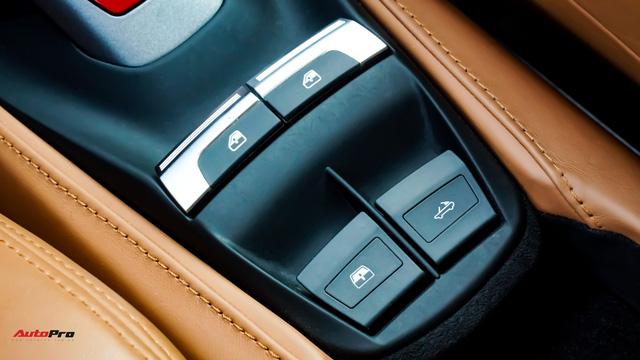 Ferrari 488 Spider kí gửi tại showroom xe cũ Hà Nội với giá ngang Mercedes-Maybach S500 - Ảnh 21.