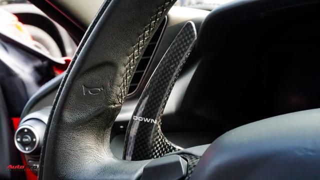 Ferrari 488 Spider kí gửi tại showroom xe cũ Hà Nội với giá ngang Mercedes-Maybach S500 - Ảnh 14.
