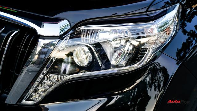 Chạy 2 năm hơn 3 vạn km, Toyota Prado TXL vẫn bán được giá trên 2 tỷ đồng - ảnh 2