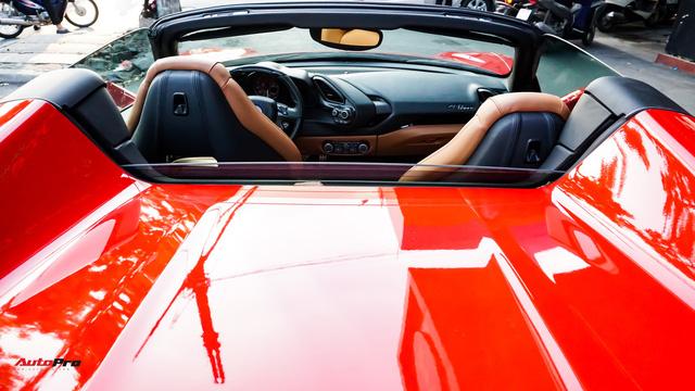 Ferrari 488 Spider kí gửi tại showroom xe cũ Hà Nội với giá ngang Mercedes-Maybach S500 - Ảnh 25.