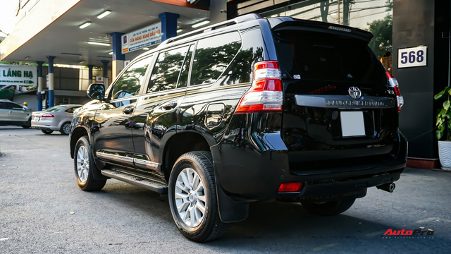 Chạy 2 năm hơn 3 vạn km, Toyota Prado TXL vẫn bán được giá trên 2 tỷ đồng - ảnh 6