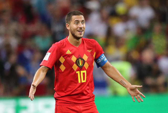 Bộ sưu tập xế khủng của ngôi sao tuyển Bỉ Eden Hazard - Ảnh 1.