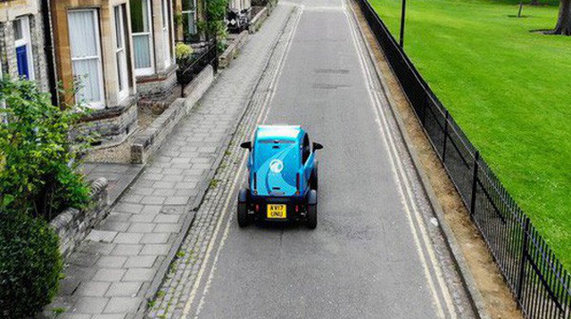 Anh phát triển AI học lái xe tự hành chỉ trong 20 phút