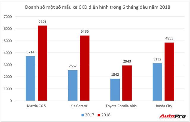 Nửa năm dập tắt dần hy vọng xe nhập giá rẻ của người Việt - Ảnh 4.