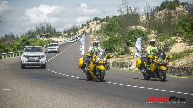 Hành trình xuyên Việt của đoàn siêu xe Trung Nguyên Legend chính thức khép lại - Ảnh 2.