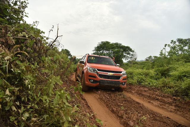 Trải nghiệm Chevrolet Colorado đời mới: Thử thách bán tải như vậy mới đã! - Ảnh 8.