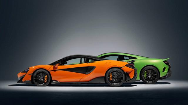 McLaren 600LT vs McLaren Senna: Sự khác biệt giữa xe thể thao và siêu xe - Ảnh 1.