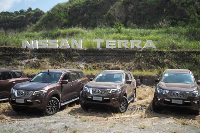 """Nissan Terra chuẩn bị về Việt Nam - Thêm """"trùm"""" công nghệ cạnh tranh Toyota Fortuner - Ảnh 1."""