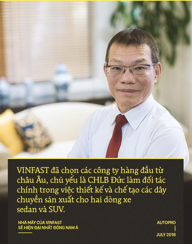 Sếp VINFAST tự tin như thế nào về sản xuất ô tô? - Ảnh 2.
