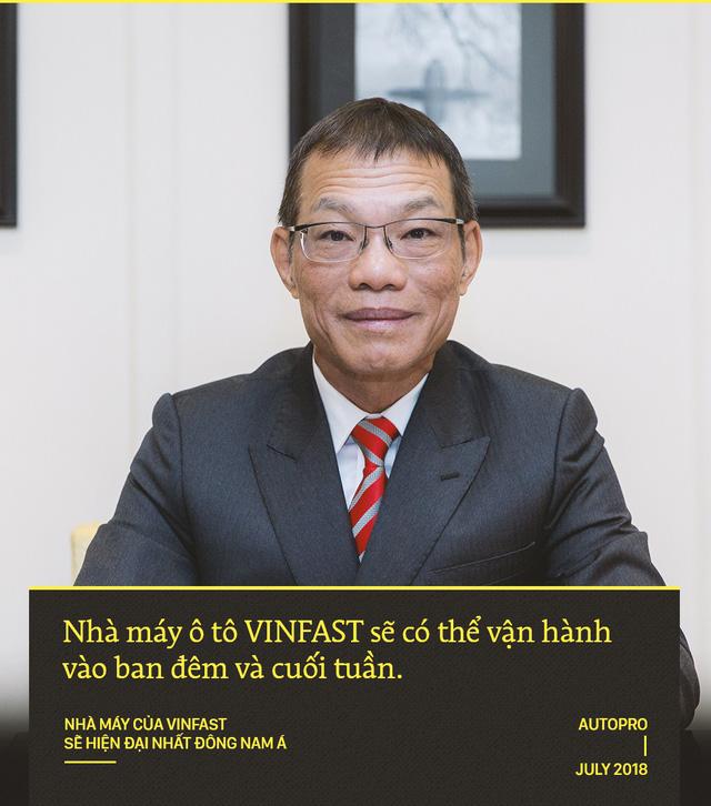 Sếp VINFAST tự tin như thế nào về sản xuất ô tô? - Ảnh 5.