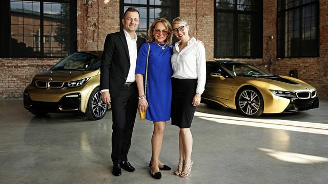 BMW tung bản đặc biệt cho i3 và i8 dát vàng 24 carat - Ảnh 6.