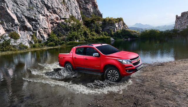 Chevrolet Colorado thêm 4 phiên bản động cơ mới cho khách Việt, giá ưu đãi thêm 50 triệu đồng - Ảnh 1.