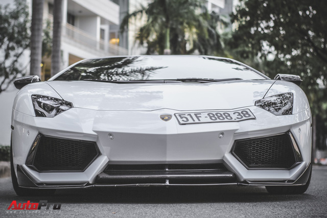 Lamborghini Aventador độ Novitec độc nhất Việt Nam đi đóng MV - Ảnh 4.