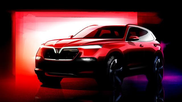 VINFAST chốt lịch ra mắt sedan và SUV, mở bán tháng 9/2019 - Ảnh 1.