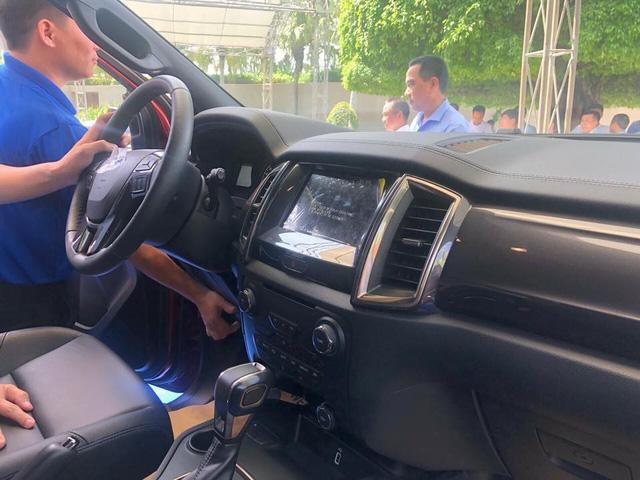 Ford Ranger Wildtrak 2018 xuất hiện sớm tại Việt Nam: Động cơ mạnh ngang Raptor, thêm công nghệ tự lái - Ảnh 6.