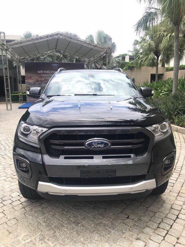 Ford Ranger Wildtrak 2018 xuất hiện sớm tại Việt Nam: Động cơ mạnh ngang Raptor, thêm công nghệ tự lái - Ảnh 2.