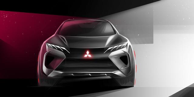 Mitsubishi Mirage sắp biến thành crossover cỡ nhỏ để đấu Hyundai Kona - Ảnh 1.