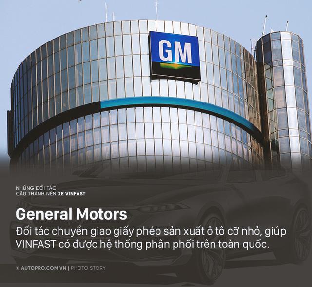 Những tập đoàn hàng đầu thế giới nào đang bắt tay VINFAST để tạo ra ô tô của người Việt - Ảnh 2.