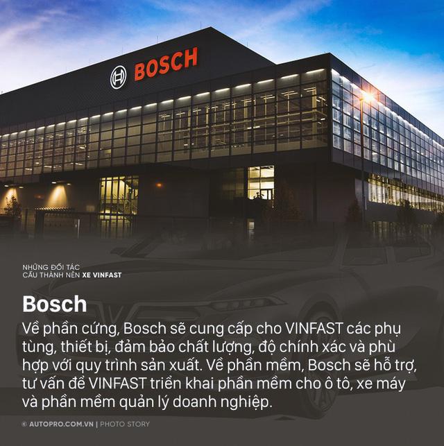 Những tập đoàn hàng đầu thế giới nào đang bắt tay VINFAST để tạo ra ô tô của người Việt - Ảnh 4.