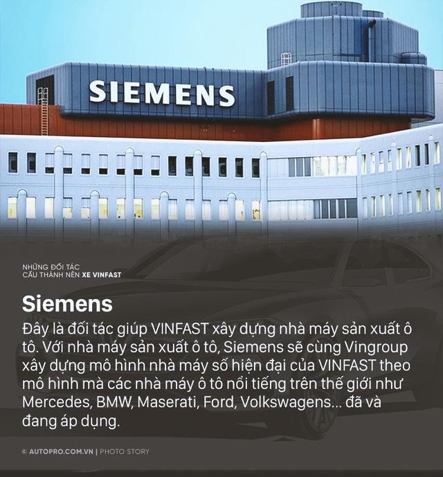 Những tập đoàn hàng đầu thế giới nào đang bắt tay VINFAST để tạo ra ô tô của người Việt - Ảnh 5.