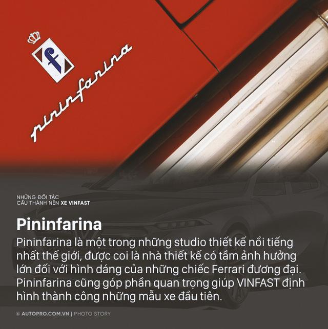 Những tập đoàn hàng đầu thế giới nào đang bắt tay VINFAST để tạo ra ô tô của người Việt - Ảnh 7.